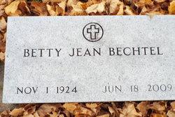 Betty Jean <i>Brenneman</i> Bechtel