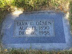 Elva Clyde <i>Larsen</i> Allred Olsen