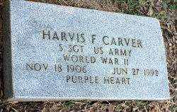 Harvis Franklin Harvey Carver