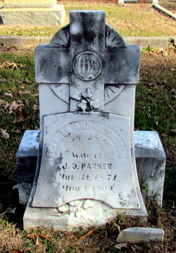 Frances Ann <i>Johnston</i> Parker