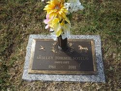Shirley <i>Tommie</i> Sotelo