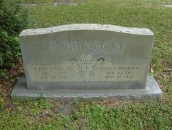 Lillian <i>Thompson</i> Robinson