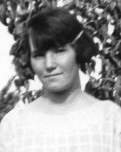Anna Mabel <i>McDaniel</i> Aplanalp