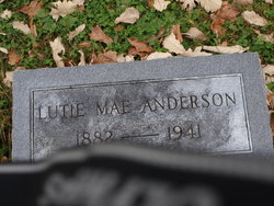 Lutie Mae Anderson