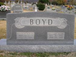 Philia Louise <i>Roberson</i> Boyd
