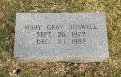 Mary Gray Boswell