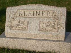 Anna M <i>Uram</i> Kleiner Hoover