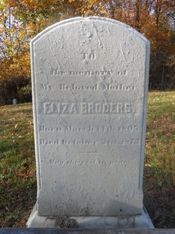 Elizabeth Eliza Broders
