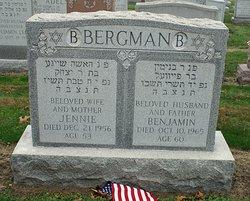 Jennie <i>Kostrinsky</i> Bergman