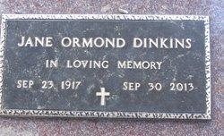 Jane Lee <i>Ormond</i> Dinkins