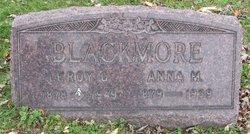 Anna Marie <i>Dressel</i> Blackmore