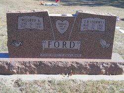 Mildred A <i>Locke</i> Ford