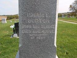 Isham L Burton