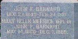John F. Barnard
