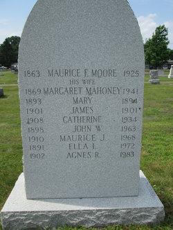 Margaret Theresa <i>Mahoney</i> Moore