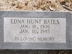 Edna Leona <i>Hunt</i> Bates