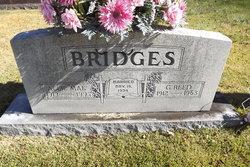 Allie Mae <i>Chapman</i> Bridges