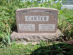 Carrie E <i>Craig</i> Carter