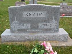 Mamie E. Brady