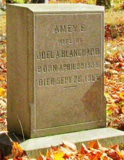 Amey E <i>Pray</i> Blanchard