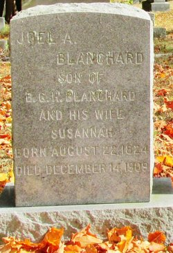 Joel Aldrich Blanchard