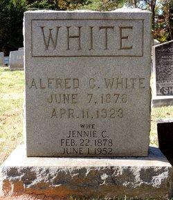 Alfred C. White