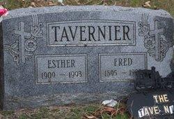 Esther Marguerite <i>Kerr</i> Tavernier