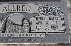 Therial Bates Allred