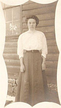 Frances Jane Fannie <i>Gracey</i> Awkerman