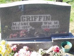 Matilda Jane <i>Duncan</i> Griffin