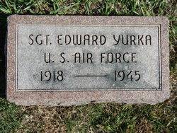 Edward Yurka
