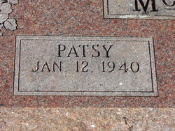Patsy McElroy