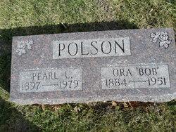 Robert Ora Edwin Polson