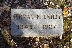 Herman Richard Ownby