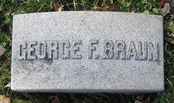 George F Braun