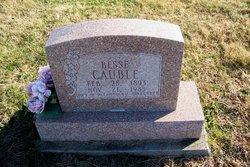 Bessie Cauble
