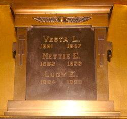 Vesta Lizzie <i>Jackson</i> Arey
