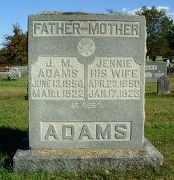 James Monroe Mon Adams