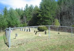 Edward Barker Family Cemetery