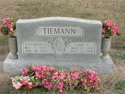 Cathryn Irene <i>Thomas</i> Tiemann