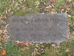 Hamilton Thayer Stobbs