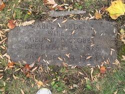 Mabel F. <i>Murdock</i> Stobbs