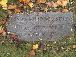 Russell Murdock Stobbs