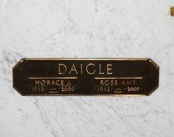 Rose <i>Marcantel</i> Daigle