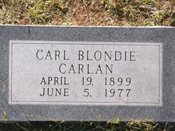 Carl Corinth Blondie Carlan