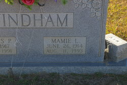 Mamie Lou <i>Scarbrough</i> Windham