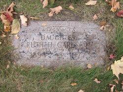 Ruth <i>Heywood</i> Carlson