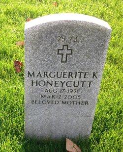 Marguerite Katherine Honeycutt