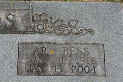 Ava Bess Childs