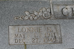 Lonnie H Childs